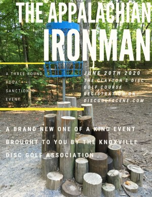 The Appalachian Ironman graphic