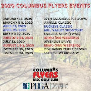 Columbus Triple Crown graphic