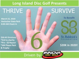 6th Annual Thrive & Survive Driven by INNOVA graphic