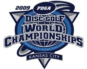 2009 PDGA Disc Golf World Championships graphic