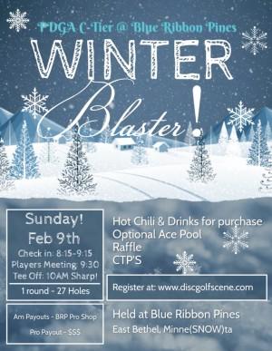 Winter Blaster graphic