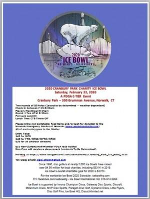 Cranbury Park Ice Bowl graphic