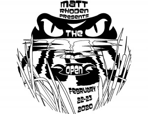 2020 NoSo Open presented by Matt Rhoden graphic