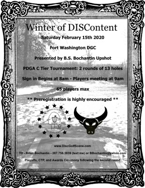 Winter of DISContent graphic