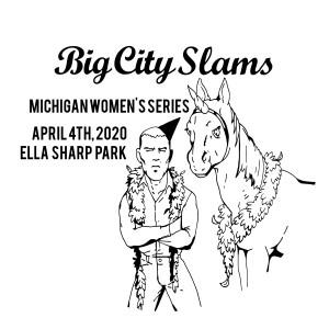 Big City Slams - Michigan Women's Series Event graphic