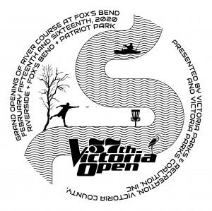 37th Victoria Open graphic