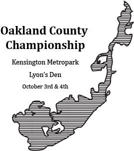 Oakland County Championship - Day 1 (MP40,MA2,MA3,FA1,FA3) graphic