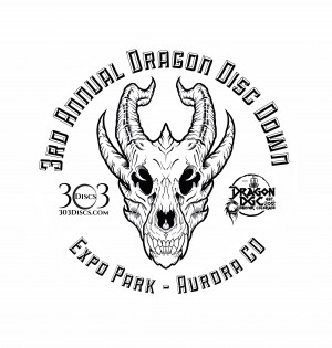 3rd Annual Dragon DiscDown a.k.a. 3D - Am Day graphic