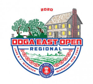 DDGA East Open 2020 graphic