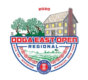 Deaf East Open 2020 graphic