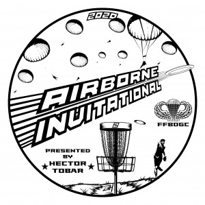 2nd Annual Airborne Invitational Presented by Hector Tobar -The Realtor- Driven by Innova graphic
