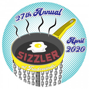 27th Annual Sizzler Hosted by Mesa Litigation graphic