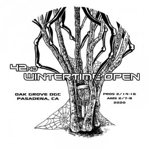 The 42nd Annual Wintertime Open (PRO Weekend) graphic