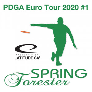 ET#1 - Spring Forester presented by Latitude 64° graphic