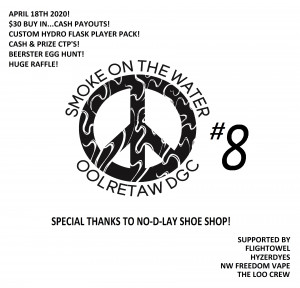 Smoke On The Water 8 *Special Thanks To No-D-Lay Shoe Shop!! graphic