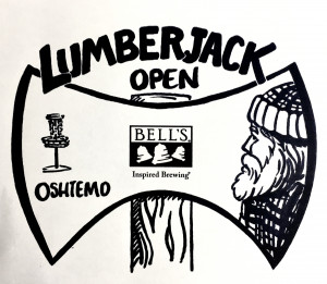 Lumberjack Open - Sun - 2020 graphic