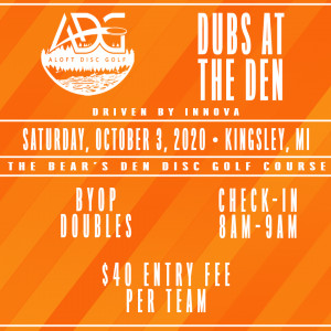 Dubs at the Den [Driven by Innova] graphic