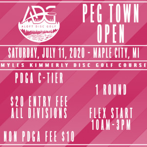 Peg Town Open graphic