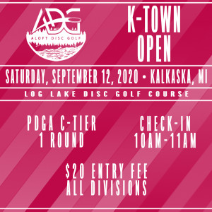 K-Town Open graphic
