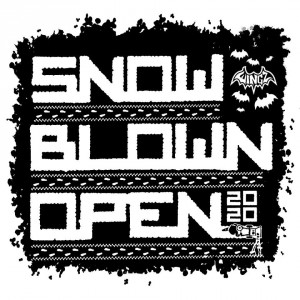Snow Blown Open graphic