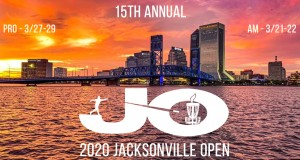 2020 Jacksonville Open - AMs sponsored by Westside Discs graphic
