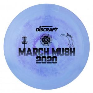 Discraft presents March Mush (Day 1 MPM, MA1, MA3, MG1) graphic