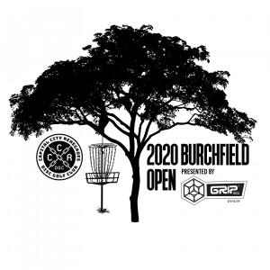 2020 Burchfield Open presented by GripEQ graphic