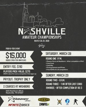 Nashville Amateur Championship - Presented By Prodigy graphic