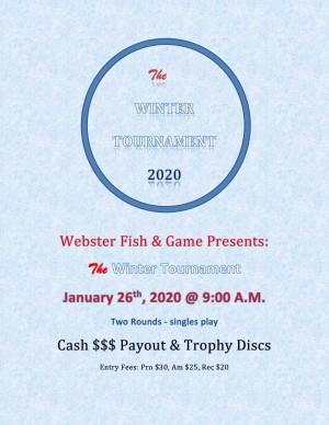 The Winter Tournament graphic
