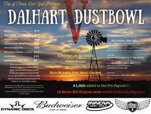Dalhart Dustbowl V graphic