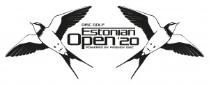 Estonian Open 2020 powered by Prodigy Disc graphic
