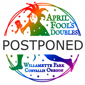 April Fools Doubles graphic