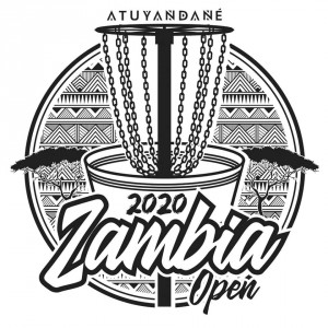 2020 Zambia Open Fundraiser Doubles Tournament graphic