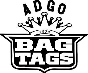 ADGO Bag Tag Kick Off 2 graphic