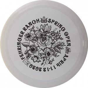 Fehringer Ranch Spring Open Sponsored by Dynamic Discs graphic