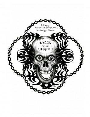 Jack the Ripper graphic