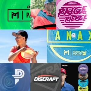 Discraft Try & Buy Event   Presented by The Throw Shop graphic
