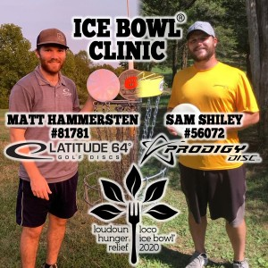 Ice Bowl Clinic - Loudoun Hunger Relief Fundraiser graphic