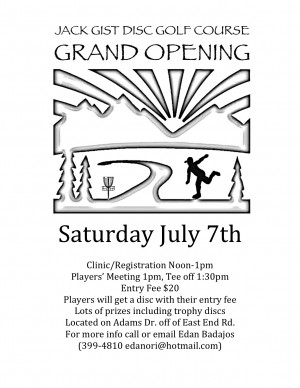 Jack Gist Grand Opening graphic