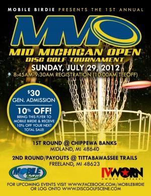 Mid Michigan Open graphic