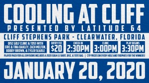 Cooling at Cliff presented by Latitude 64 graphic