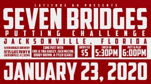 Seven Bridges Putting Challenge presented by Latitude 64 graphic