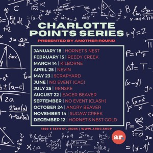ARDG Points Series Kick Off at Hornet's Nest graphic