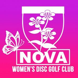 2020 NOVA Women's DGC Membership Drive graphic