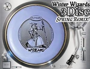 WinterWizards 3 Disc Spring Remix graphic
