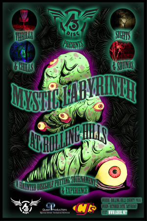 Mystic Labyrinth at Rolling Hills graphic
