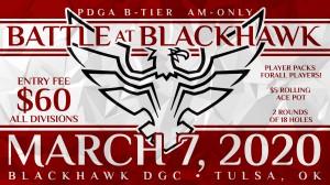 Battle at Blackhawk graphic