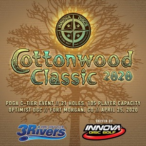 2020 Cottonwood Classic Driven by Innova graphic