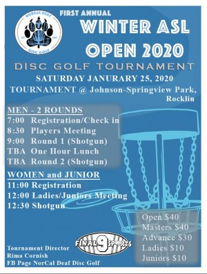 Winter ASL Open 2020 graphic