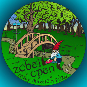 2020 Zobel Open - Open, Advanced, and Masters Divisions (WI TOUR STOP) graphic